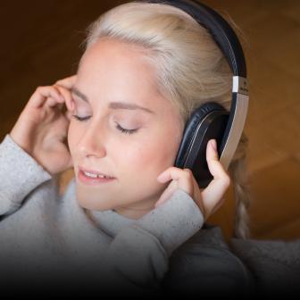 On-Ear Wireless Kopfhörer