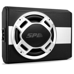 "SPL Auto Passiv-Subwoofer 25cm (10"") Bassbox passiv flach 600W"