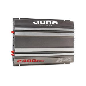 AB-450 Auto-Endstufe 4-Kanal-Verstärker Auto 360W RMS 2400W max. Racing-Design 4_0