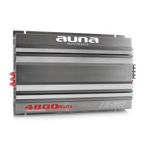 AB-650 Auto-Endstufe 6-Kanal Auto-Verstärker 540W RMS brückbar 4800W max. 6_0