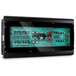 W1-F-10000 Auto-Endstufe 6-Kanal Car HiFi Verstärker 10.000Wmax. MOSFET