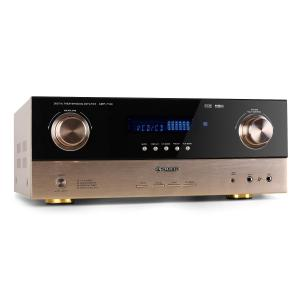 AMP-7100 7.1-AV-Receiver 2000W-Verstärker bronze