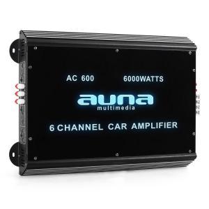 W2-AC600 6-Kanal Auto-Endstufe Car Verstärker 6000W Acryl 6_0