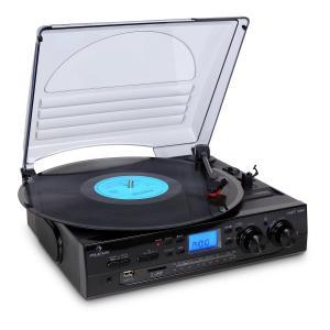 TT-186E Stereoanlage Plattenspieler USB-MP3-Aufnahme