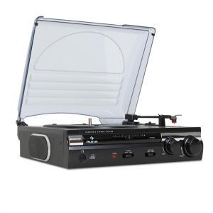 182TT USB-Plattenspieler MP3-Aufnahme AUX PC MAC