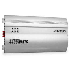 Silverhammer 4-Kanal Auto Endstufe 4400Wmax. 4_0