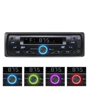 MD-140-BT Autoradio MP3 USB SD RDS AUX PLL Bluetooth