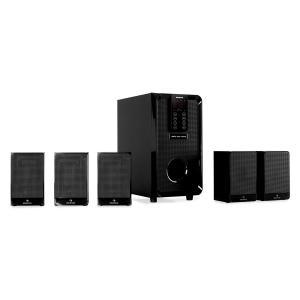 Areal 520 5.1 Lautsprechersystem Multitouch 95 W RMS AUX Fernbedienung