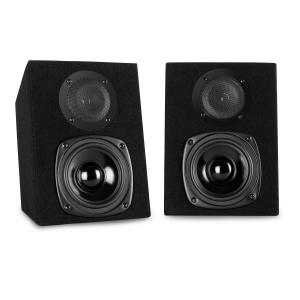 ST-2000 passiver 2-Wege-Lautsprecher 40W Paar schwarz