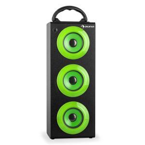 Beachboy XXL Bluetooth-Lautsprecher grün USB SD AUX UKW Grün | XXL