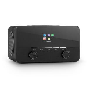Connect 150 BK 2.1-Internetradio Mediaplayer WLAN LAN USB DAB+ UKW