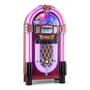 Graceland XXL BT Jukebox Bluetooth USB SD AUX CD UKW/MW