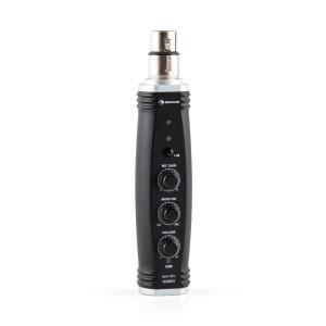 AI-01 XLR-USB-Konverter Mikrofon 16bit 48V Phantomspeisung Plug & Play