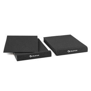 """IsoPad 6,5"""" Akustik Schaumstoff Paar 4/8° Neigung anthrazit 16,5 cm (6,5"""")"""