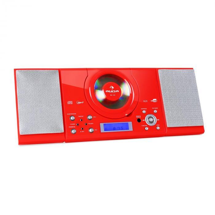MC-120 Microanlage Vertikalanlage MP3-CD-Player...