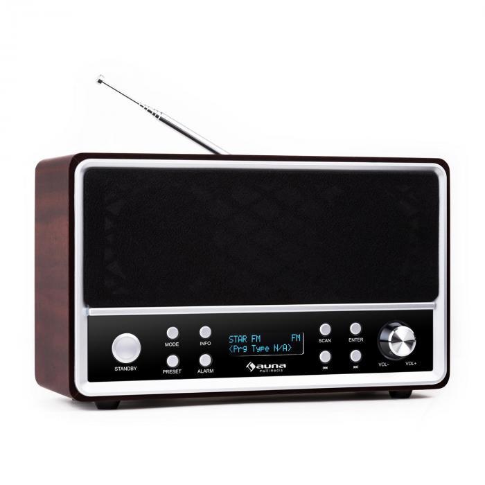 charleston dab digitalradio tragbar ukw rds wecker. Black Bedroom Furniture Sets. Home Design Ideas