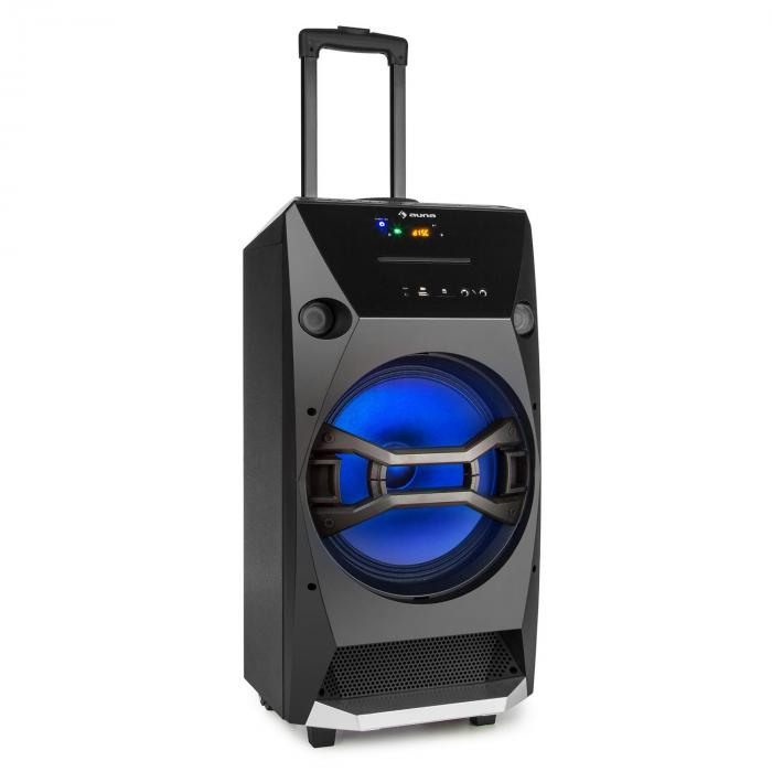 brooklyn beat mobile party box 100w rms bluetooth usb sd. Black Bedroom Furniture Sets. Home Design Ideas