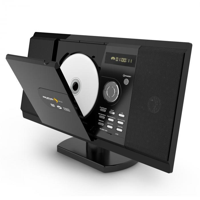 mcd 82 dvd player stereoanlage usb sd mpeg4 online kaufen. Black Bedroom Furniture Sets. Home Design Ideas
